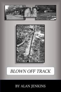 Blown Off Track Kindle cover